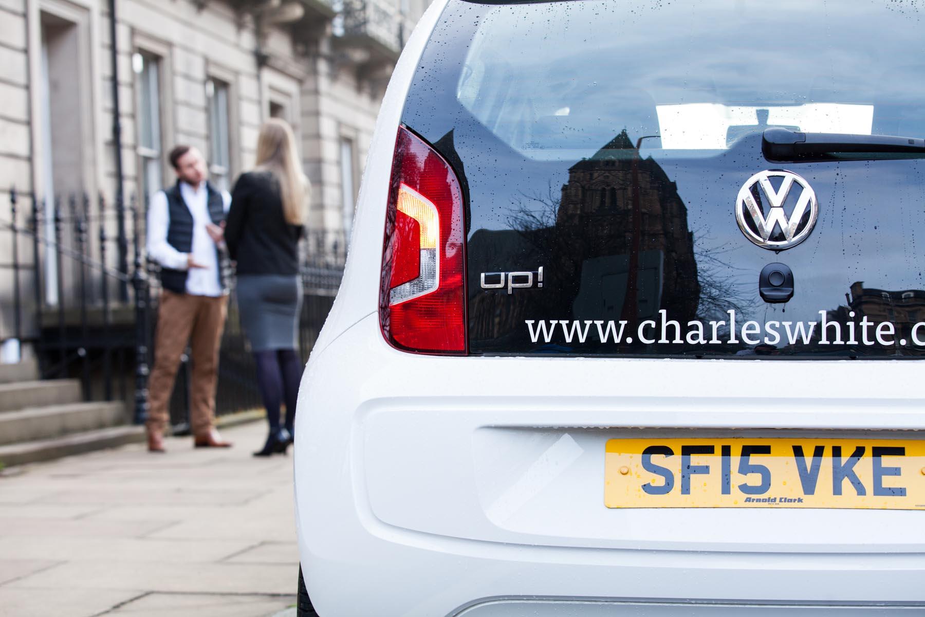 Why Charles White