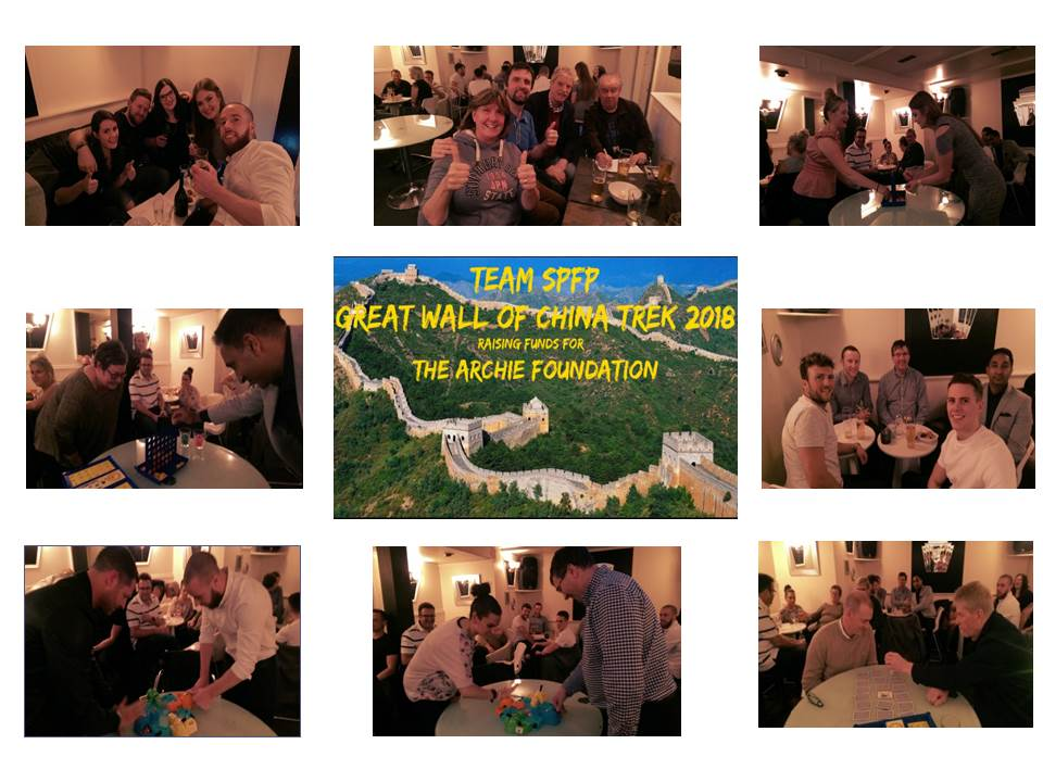 The Archie Foundation Fundraiser