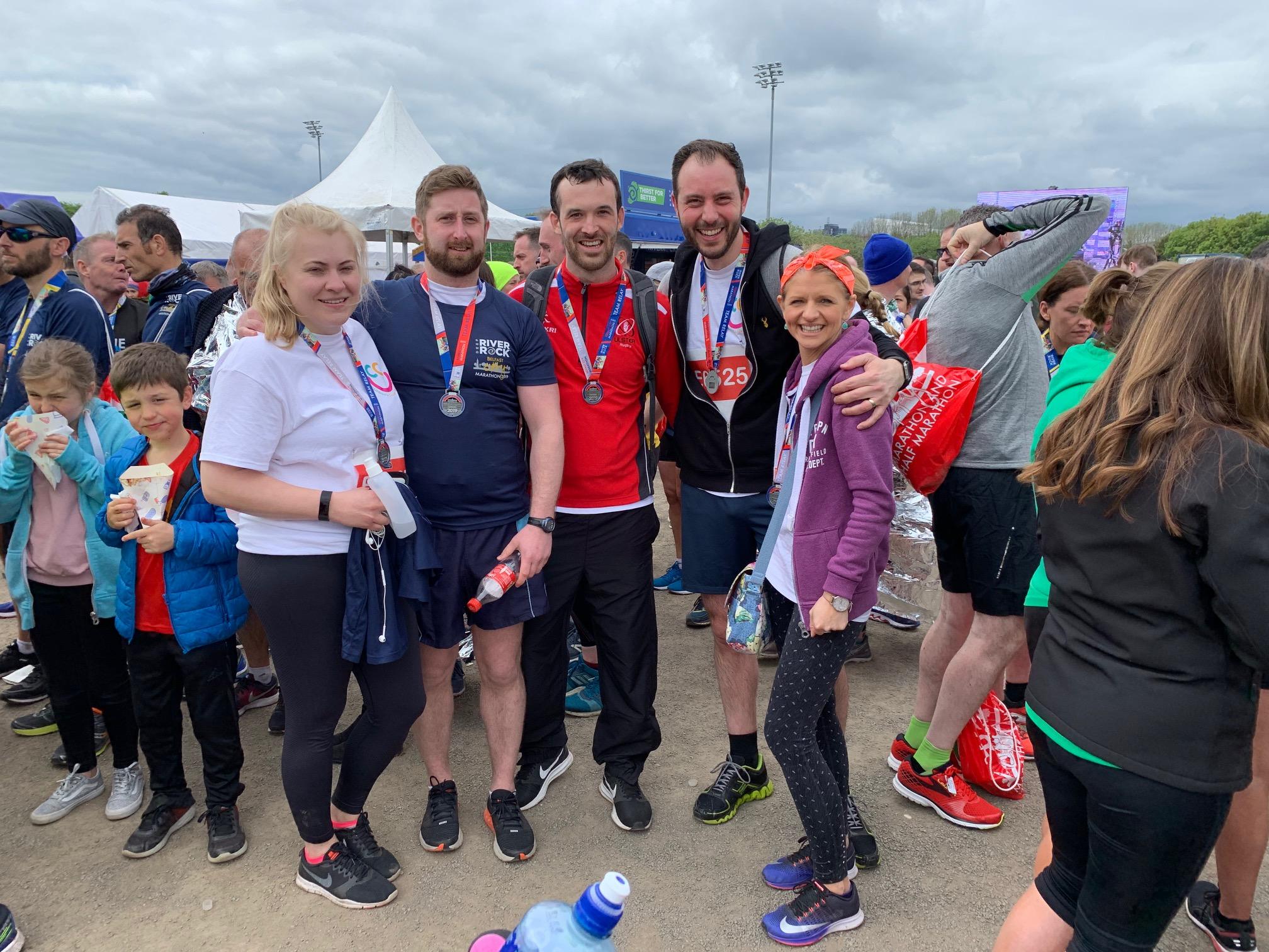 Belfast Marathon Charity Run