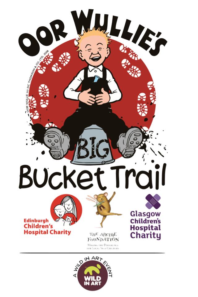 Oor Wullie's Big Bucket Trail